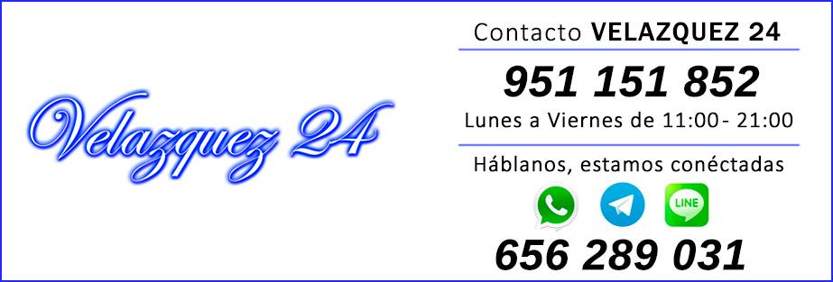 Contacto Velazquez 24 Málaga