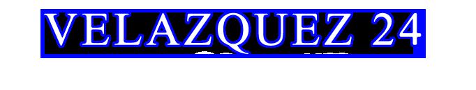 VELAZQUEZ 24